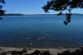 A beautiful water view at Seal Rock