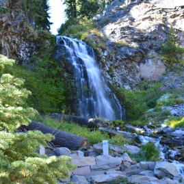 Pinnacle Falls, Crater Lake National Park