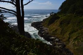 Devils Churn, Cape Perpetua on the Oregon Coast