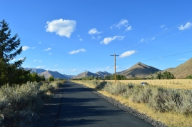 Wood River Bike Path