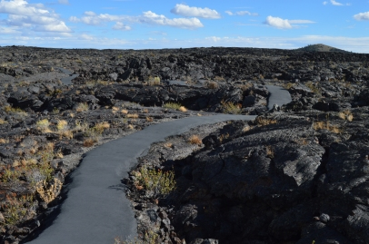 Lava Fields at Craters of the Moon