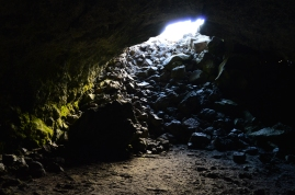 Beauty Cave at Craters of the Moon