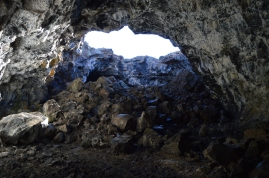 Indian Cave at Craters of the Moon