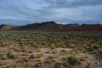Boondocking spot outside Zion National Park