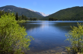 Monarch Lake, Arapaho National Rec Area