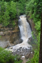 Miners Falls, Pictured Rocks National Lakeshore, Munising, MI