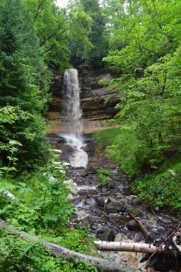 Munising Falls, Munising, MI